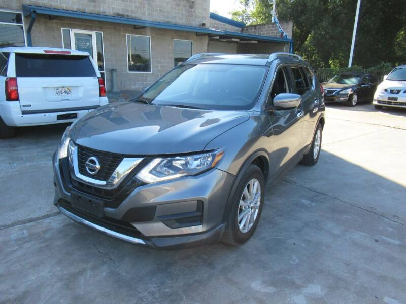 2017 Nissan Rogue for sale at Lone Star Auto Center in Spring TX