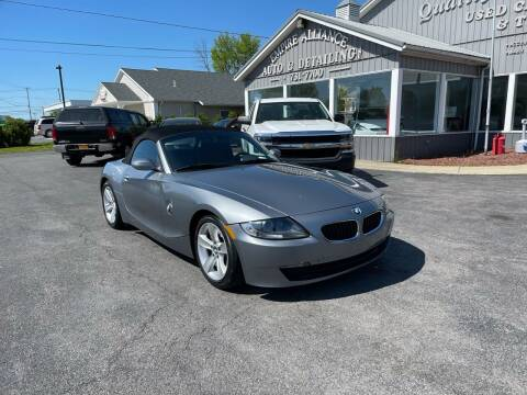 2006 BMW Z4 for sale at Empire Alliance Inc. in West Coxsackie NY