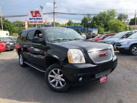 2007 GMC Yukon XL for sale at KB Auto Mall LLC in Akron OH