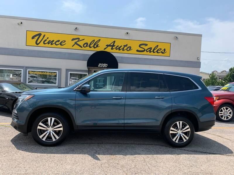 2018 Honda Pilot for sale at Vince Kolb Auto Sales in Lake Ozark MO