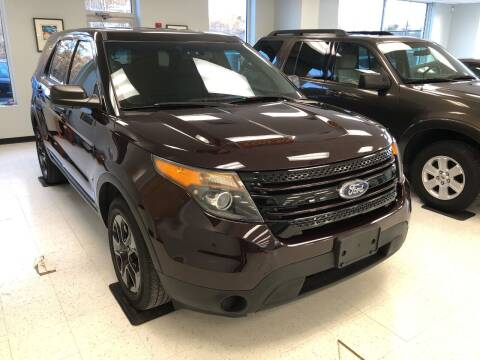 2014 Ford Explorer for sale at Grace Quality Cars in Phillipston MA