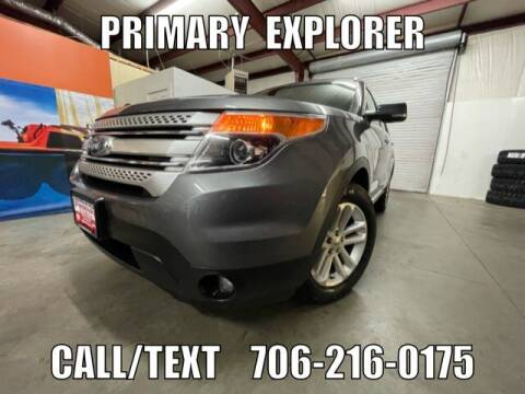 2013 Ford Explorer for sale at Primary Auto Group in Dawsonville GA