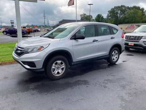 2016 Honda CR-V for sale at McCully's Automotive - Trucks & SUV's in Benton KY