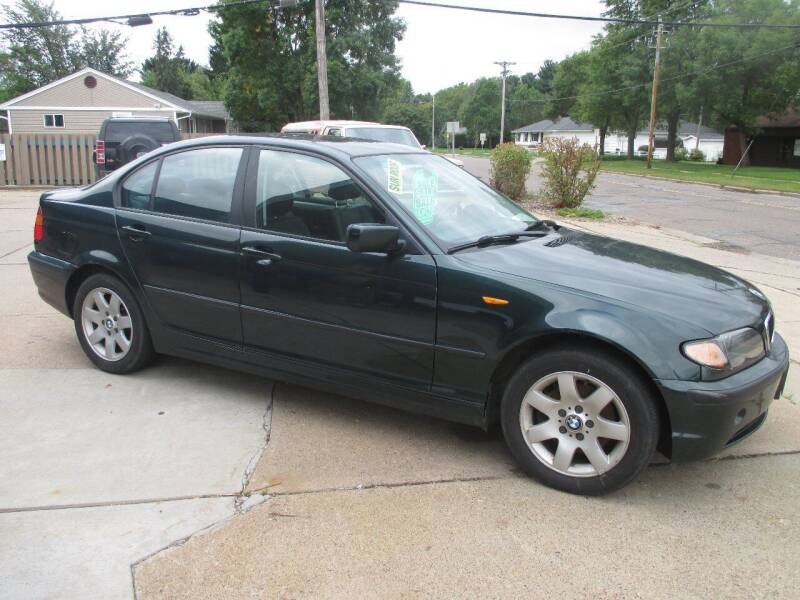 2003 BMW 3 Series for sale at Clairemont Motors in Eau Claire WI