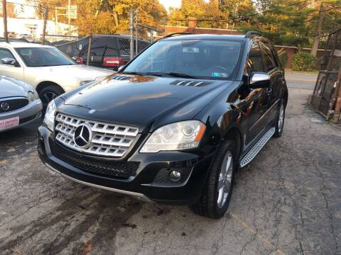 2009 Mercedes-Benz M-Class for sale at Six Brothers Auto Sales in Youngstown OH