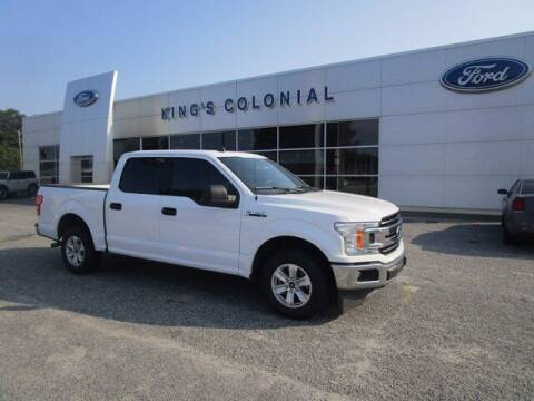2019 Ford F-150 for sale at King's Colonial Ford in Brunswick GA