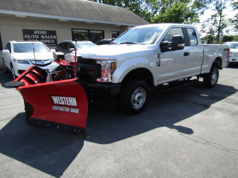 2019 Ford F-250 Super Duty for sale at 2010 Auto Sales in Troy NY