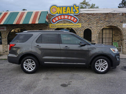 2016 Ford Explorer for sale at Oneal's Automart LLC in Slidell LA