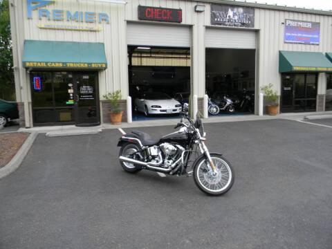 2001 Harley-Davidson Deuce for sale at PREMIER MOTORSPORTS in Vancouver WA