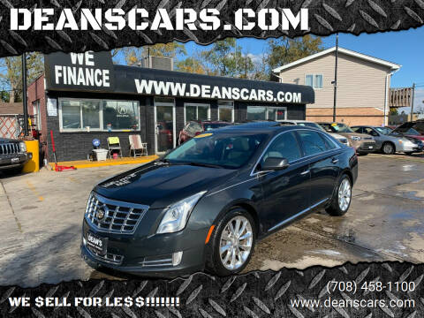 2013 Cadillac XTS for sale at DEANSCARS.COM in Bridgeview IL