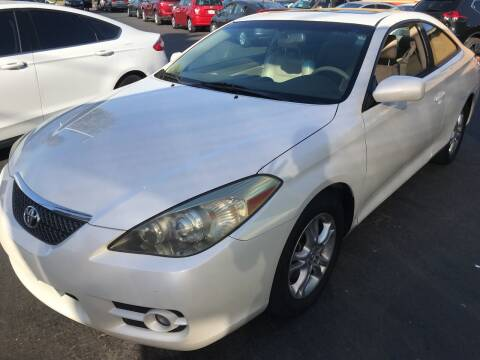 2008 Toyota Camry Solara for sale at CARZ in San Diego CA
