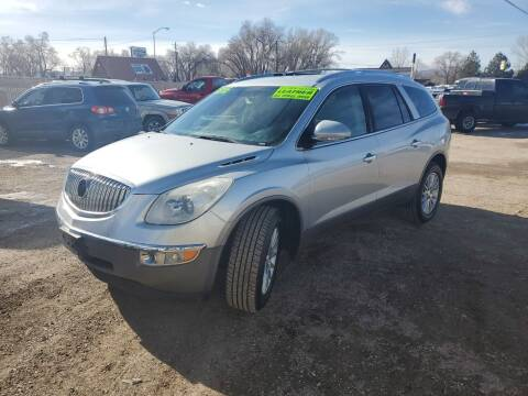 2009 Buick Enclave for sale at Canyon View Auto Sales in Cedar City UT