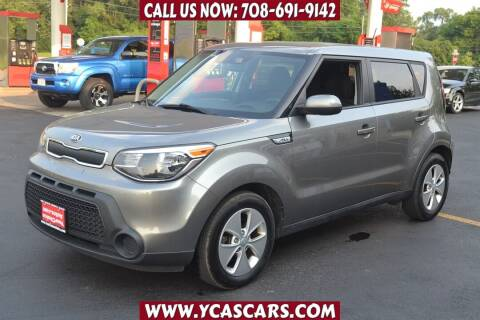 2015 Kia Soul for sale at Your Choice Autos - Crestwood in Crestwood IL