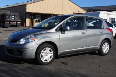 2012 Nissan Versa for sale at CA Lease Returns in Livermore CA