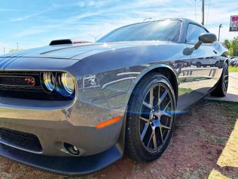 2019 Dodge Challenger for sale at Bryans Car Corner in Chickasha OK