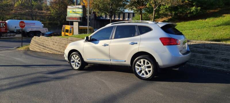 2012 Nissan Rogue for sale at 4 Below Auto Sales in Willow Grove PA