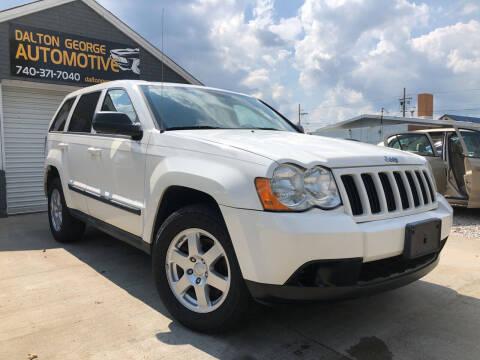 2008 Jeep Grand Cherokee for sale at Dalton George Automotive in Marietta OH