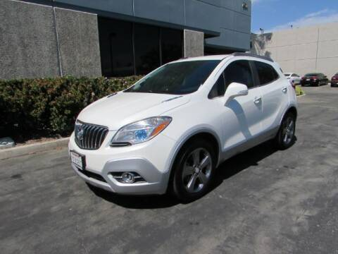 2014 Buick Encore for sale at Pennington's Auto Sales Inc. in Orange CA