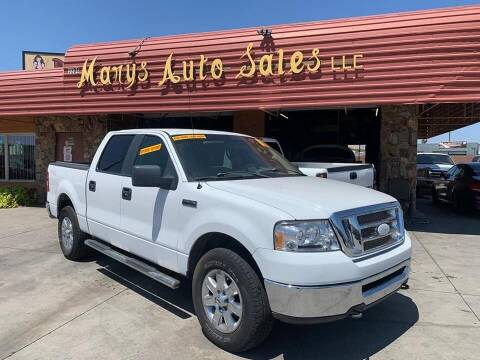 2007 Ford F-150 for sale at Marys Auto Sales in Phoenix AZ