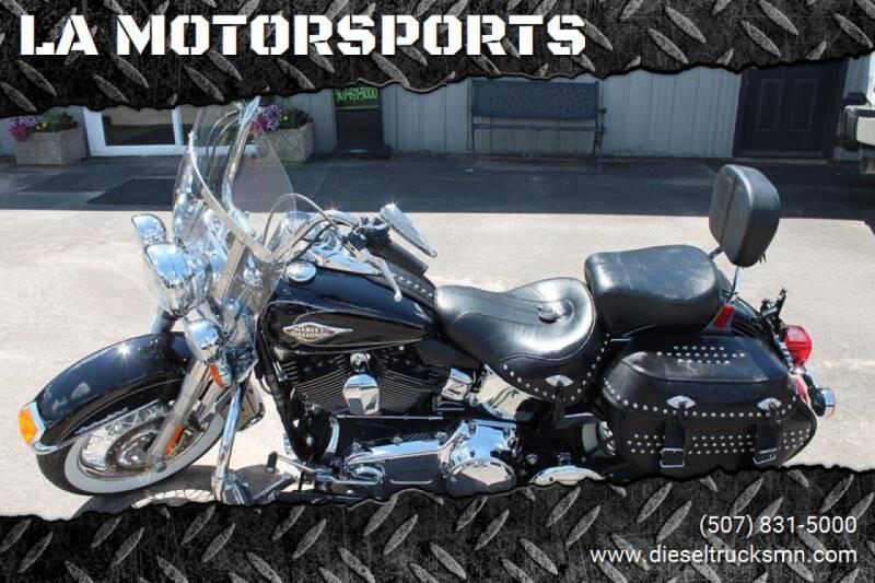 2011 Harley-Davidson Heritage Softail  for sale at LA MOTORSPORTS in Windom MN