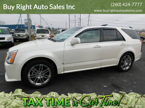 2008 Cadillac SRX for sale at Buy Right Auto Sales Inc in Fort Wayne IN