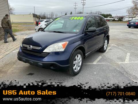 2009 Honda CR-V for sale at US5 Auto Sales in Shippensburg PA