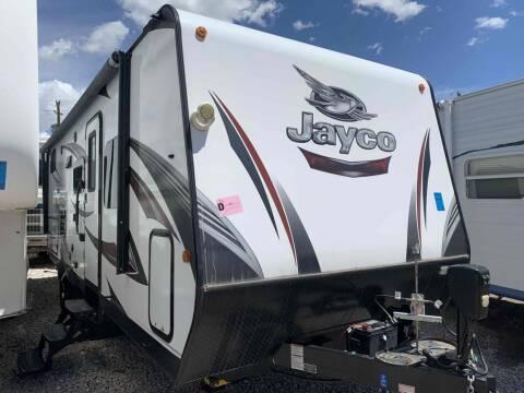 2017 Jayco WHITEHAWK for sale at BERKENKOTTER MOTORS in Brighton CO