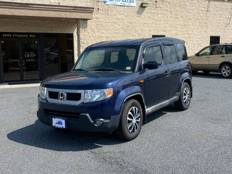 2010 Honda Element for sale at Va Auto Sales in Harrisonburg VA
