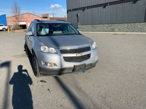 2010 Chevrolet Traverse for sale at ALASKA PROFESSIONAL AUTO in Anchorage AK