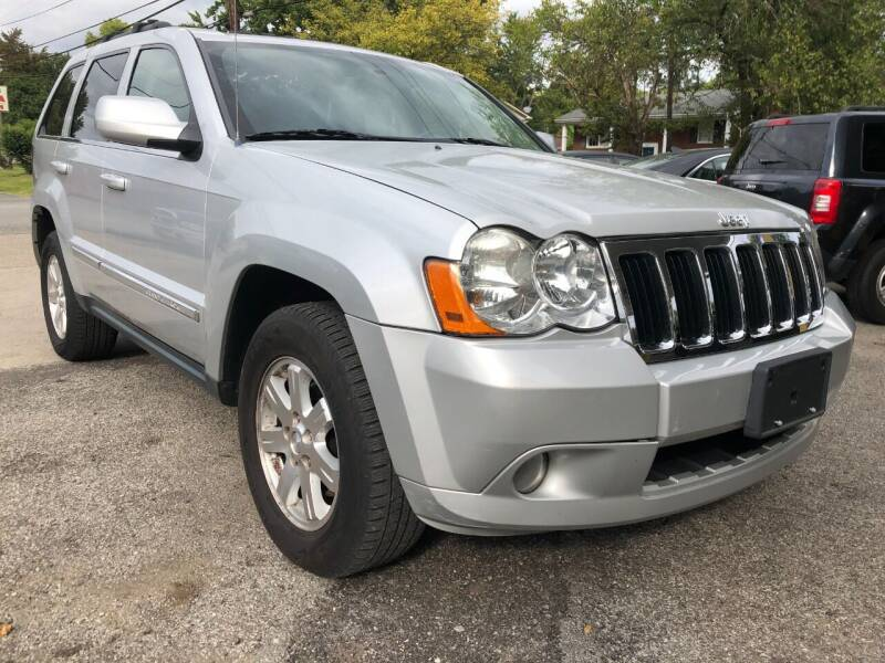 2008 Jeep Grand Cherokee for sale at King Louis Auto Sales in Louisville KY