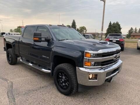 2018 Chevrolet Silverado 3500HD for sale at Osceola Auto Sales and Service in Osceola WI