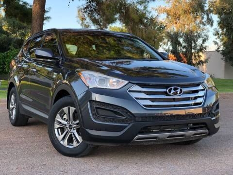 2016 Hyundai Santa Fe Sport for sale at AKOI Motors in Tempe AZ