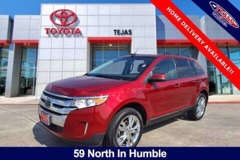2013 Ford Edge for sale at TEJAS TOYOTA in Humble TX