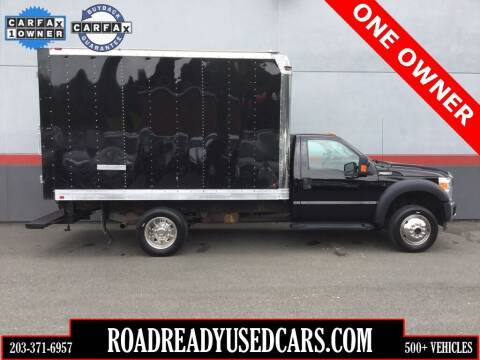 2016 Ford F-550 Super Duty for sale at Road Ready Used Cars in Ansonia CT