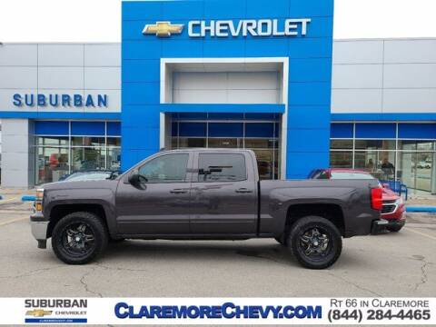 2015 Chevrolet Silverado 1500 for sale at Suburban Chevrolet in Claremore OK