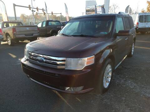 2010 Ford Flex for sale at P J McCafferty Inc in Langhorne PA