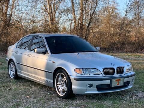 2003 BMW 3 Series for sale at Essen Motor Company, Inc in Lebanon TN