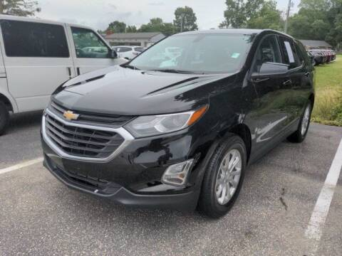 2019 Chevrolet Equinox for sale at Strosnider Chevrolet in Hopewell VA