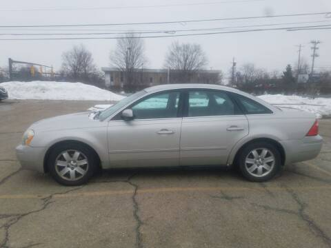 2006 Ford Five Hundred for sale at REM Motors in Columbus OH
