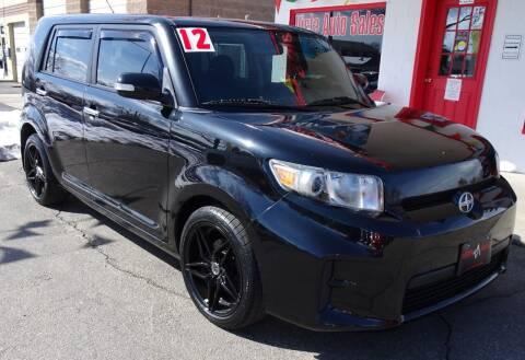 2012 Scion xB for sale at VISTA AUTO SALES in Longmont CO