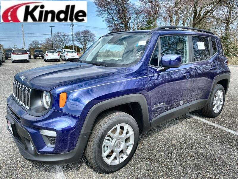 2021 Jeep Renegade for sale at Kindle Auto Plaza in Cape May Court House NJ