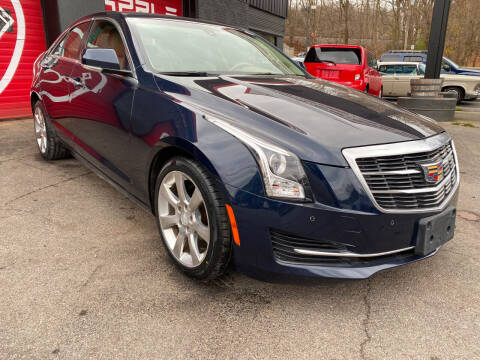 2015 Cadillac ATS for sale at Apple Auto Sales Inc in Camillus NY