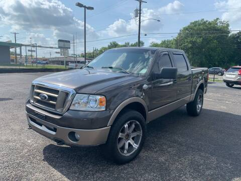 2006 Ford F-150 for sale at Brannon Motors Inc in Marshall TX
