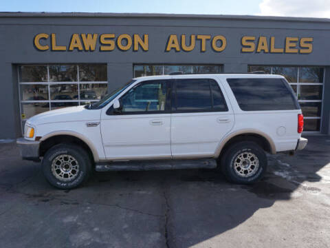 1998 Ford Expedition for sale at Clawson Auto Sales in Clawson MI