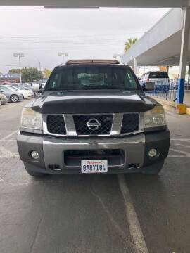 2006 Nissan Armada for sale at Auto Outlet Sac LLC in Sacramento CA