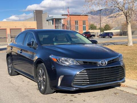 2016 Toyota Avalon for sale at A.I. Monroe Auto Sales in Bountiful UT