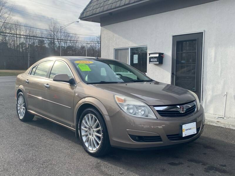 2008 Saturn Aura for sale at Vantage Auto Group in Tinton Falls NJ