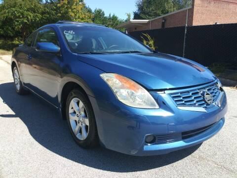 2008 Nissan Altima for sale at Georgia Fine Motors Inc. in Buford GA