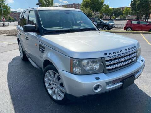 2007 Land Rover Range Rover Sport for sale at Supreme Auto Gallery LLC in Kansas City MO