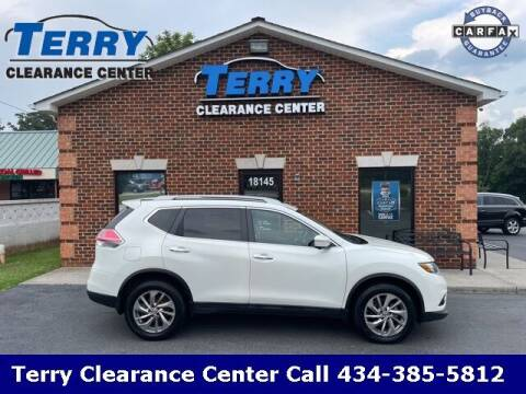 2015 Nissan Rogue for sale at Terry Clearance Center in Lynchburg VA